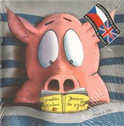 Obálka titulu O prasátku Lojzíkovi / Barney the piglet
