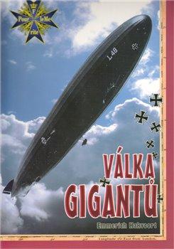 Obálka titulu Válka gigantů