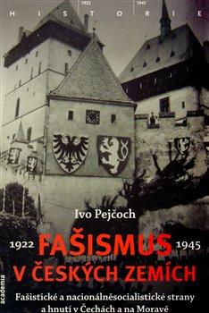 Obálka titulu Fašismus v českých zemích