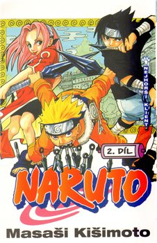 Obálka titulu Naruto 2: Nejhorší klient