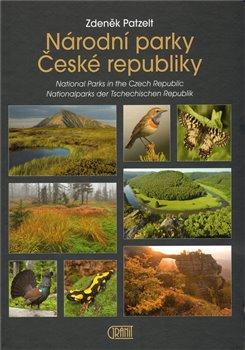 Obálka titulu Národní parky České republiky