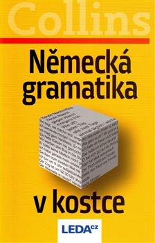 Obálka titulu Německá gramatika v kostce