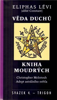 Obálka titulu Věda duchů/ Kniha moudrých