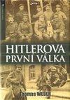 Obálka knihy Hitlerova první válka