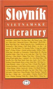 Obálka titulu Slovník vietnamské literatury