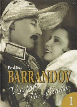 Obálka titulu Barrandov I