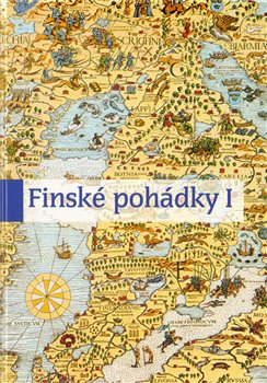 Obálka titulu Finské pohádky