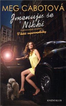 Obálka titulu Jmenuju se Nikki