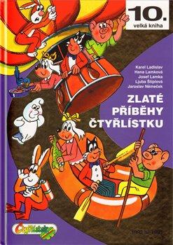 Obálka titulu Zlaté příběhy Čtyřlístku