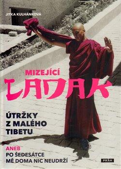 Obálka titulu Mizející Ladak
