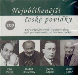 Obálka titulu Nejoblíbenější české povídky