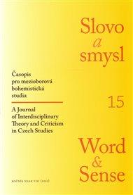 Slovo a smysl 15 / Word & Sense