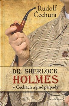 Obálka titulu Dr. Sherlock Holmes  v Čechách  a jiné případy