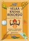 Obálka knihy Velká kniha rekordů
