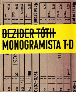 Obálka titulu Monogramista T.D