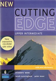 New Cutting Edge Upper-intermediate Student ´s Book with CD-ROM
