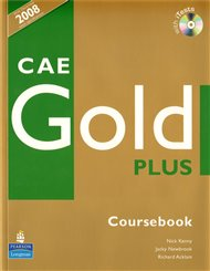 CAE Gold Plus Coursebook with iTest CD-ROM