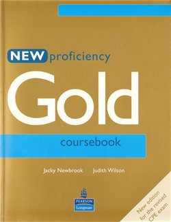 Obálka titulu New Proficiency Gold Coursebook