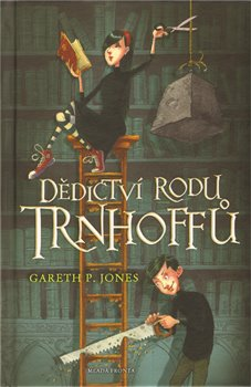 Obálka titulu Dědictví rodu  Trnhoffů