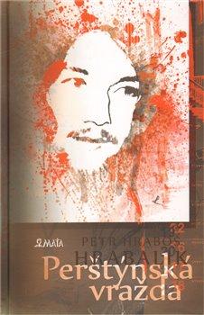 Obálka titulu Perštýnská vražda aneb Dávný storky