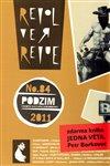 Obálka knihy Revolver Revue 84