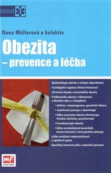 Obálka titulu Obezita – prevence a léčba