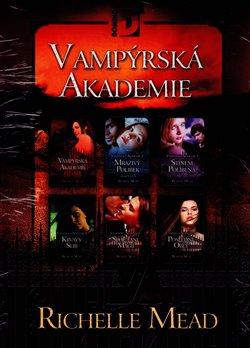 Obálka titulu Vampýrská akademie - komplet