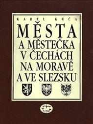 Města a městečka v Čechách, na Moravě a ve Slezsku/ 8. díl V-Ž