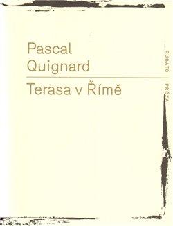 Obálka titulu Terasa v Římě