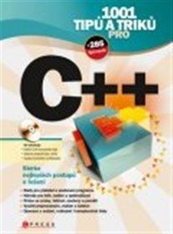 Obálka titulu 1001 tipů a triků pro C++