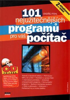 Obálka titulu 101 nejužitečnějších programů pro váš počítač