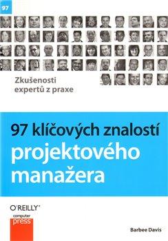 Obálka titulu 97 klíčových znalostí projektového manažera