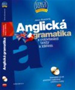Obálka titulu Anglická gramatika s CD