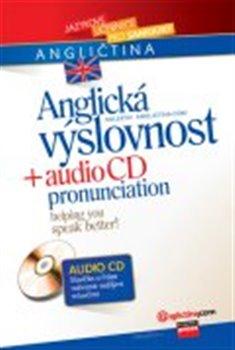 Obálka titulu Anglická výslovnost + audio CD