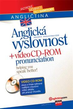 Obálka titulu Anglická výslovnost + video CD-ROM