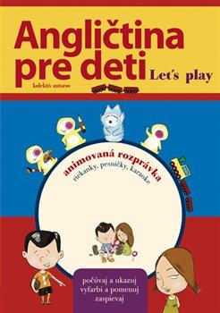Obálka titulu Angličtina pre deti Let´s play + DVD