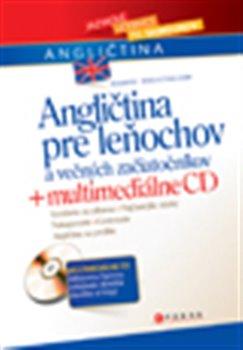 Obálka titulu Angličtina pre leňochov a večných začiatočníkov +  multimediálne CD