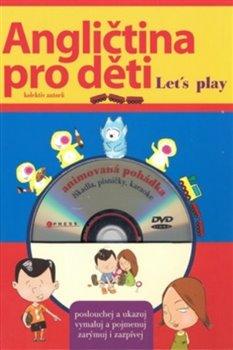 Obálka titulu Angličtina pro děti + DVD