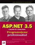 Obálka knihy ASP.NET 3.5 v jazycích C# a Visual Basic