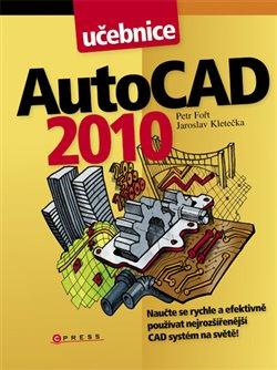 Obálka titulu AutoCAD 2010