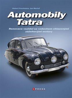 Obálka titulu Automobily Tatra