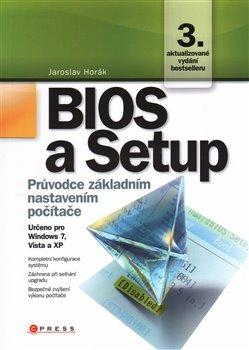 Obálka titulu BIOS a Setup