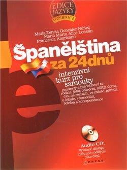 Obálka titulu Španělština za 24 dnů