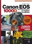 Obálka knihy Canon EOS 1000D