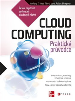 Obálka titulu Cloud Computing