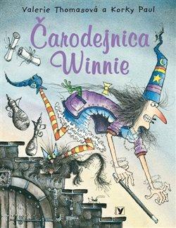 Obálka titulu Čarodejnica Winnie