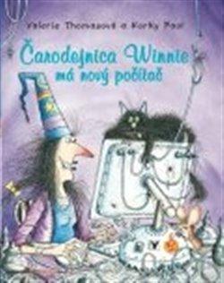 Obálka titulu Čarodejnica Winnie má nový počítač