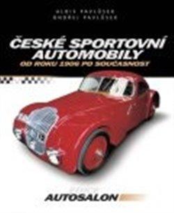 Obálka titulu České sportovní automobily