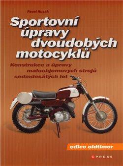 Obálka titulu Sportovní úpravy dvoudobých motocyklů