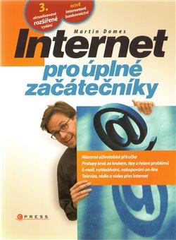 Obálka titulu Internet pro úplné začátečníky
